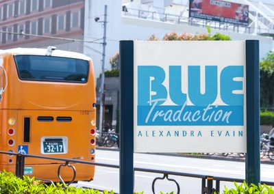 blue-traduction